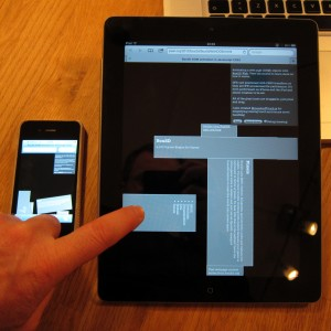 Now this is what I call responsive design :-)